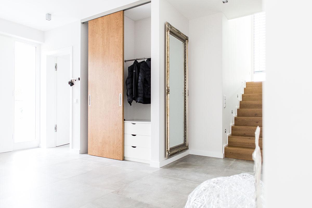 Garderobenschrank Mit Schiebetüren trienens innenausbau gmbh individuelle raumkonzepte möbel nach